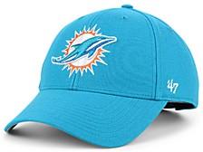 Miami Dolphins Kids Team Color MVP Cap