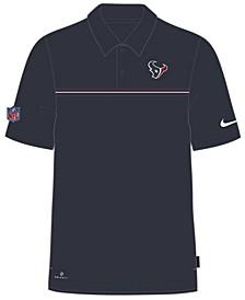 Houston Texans Men's Dri-Fit Short Sleeve Polo