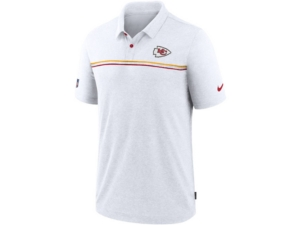 Nike Kansas City Chiefs Nfl Men's Dri-Fit Short Sleeve Polo
