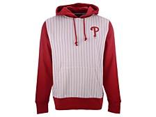 Philadelphia Phillies Men's Pinstripe Hoodie
