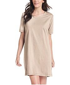 Women's Cotton Sleep Shirt Nightgown