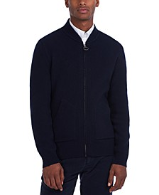 Men's Gillespie Zip-Through Sweater