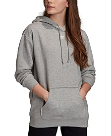 Women's Logo French Terry Hoodie