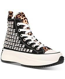 Women's Shaft Platform High-Top Sneakers