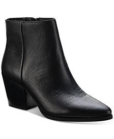 Eryn Block-Heel Booties, Created for Macy's