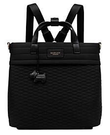 Penton Mews Medium Zip-Top Backpack