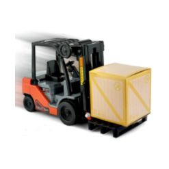 Mag-Genius Light Duty Forklift with Load Toy