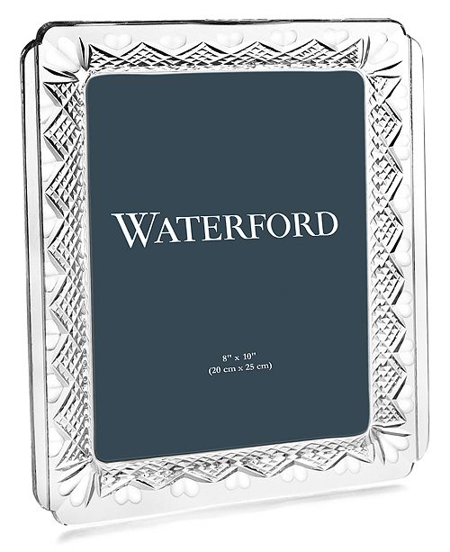 Waterford Gifts Wedding Heirloom Frame 8 X 10 Picture Frames