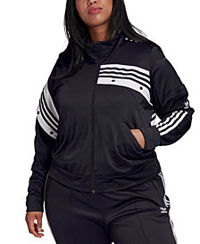 adidas Originals Plus Size Daniëlle Cathari Track Jacket