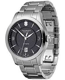 Men's Mechanical Alliance Stainless Steel Bracelet Watch 40mm