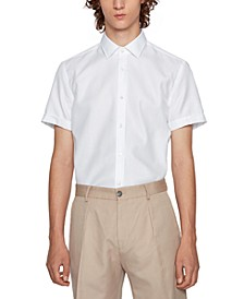 BOSS Men's Jats Slim-Fit Shirt