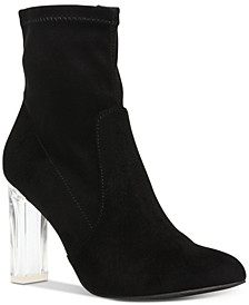 Baylee Sock Booties, Created for Macy's