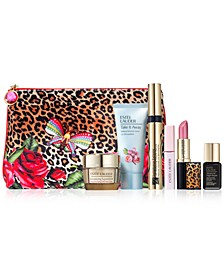 Choose Your FREE 7-pc Gift with any $39.50 Estée Lauder purchase. Up to a $154 Value!