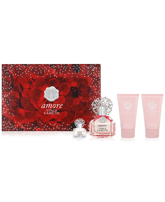 Vince Camuto 4-Pc. Amore Holiday Gift Set