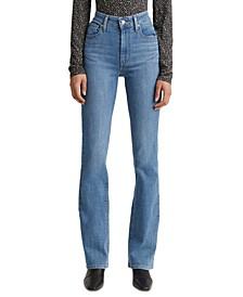 725 High-Waist Bootcut Jeans