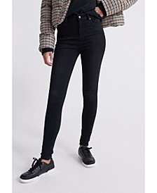 Women's High Rise Skinny Jeans