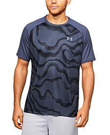 Men's UA Tech Printed T-Shirt