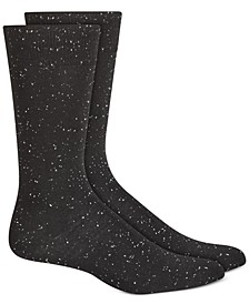 Men's Donegal Texture Socks, Created for Macy's