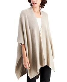 Organic Cotton Serape Sweater