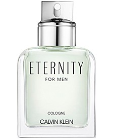 Men's ETERNITY Cologne For Him Eau de Toilette Spray, 3.3-oz.