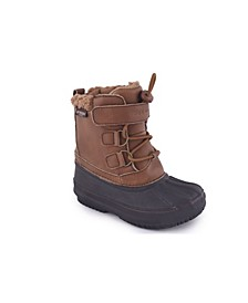 London Fog Toddler Boys Winter Boot
