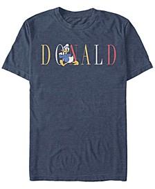 Men's Duck Fashion Short Sleeve T-Shirt