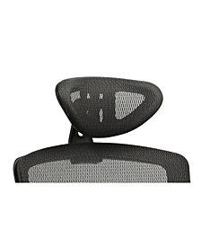 OSP Home Furnishings Black ProGrid Headrest Office Chair headrest Fit 511343
