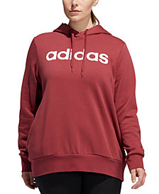 adidas Essentials Plus Size Fleece Hoodie