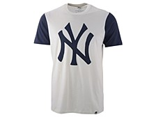 New York Yankees Men's Blocked Fieldhouse T-Shirt