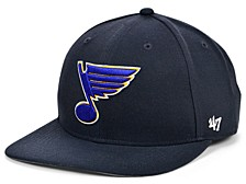 St. Louis Blues Pro Fitted Cap