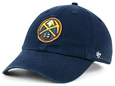 Denver Nuggets Kids Clean Up Cap