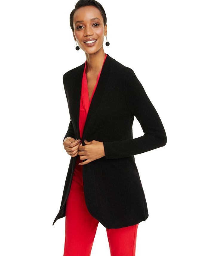 Charter Club - Cashmere Duster Sweater
