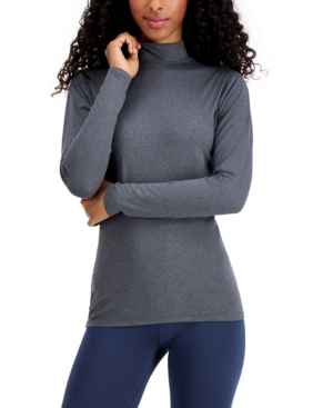 32 Degrees Base Layer Mock-Neck Top