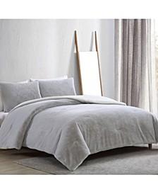 Shannon 3pc Full/Queen Comforter Set