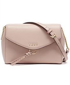 Lola Flap Leather Crossbody