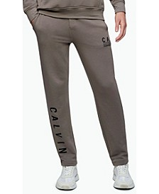 Men's Graphic Drawstring Logo Sweatpants