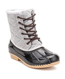 Women's Rain Duck Boots