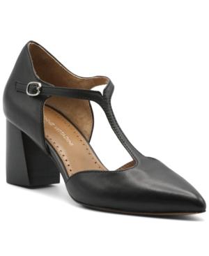 Naemi Women's T-Strap Pumps Women's Shoes