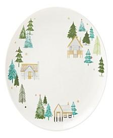 Balsam Lane Round Platter