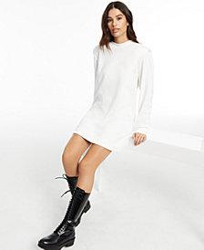 CULPOS x INC Long-Sleeve Knit Mini Dress, Created for Macy's
