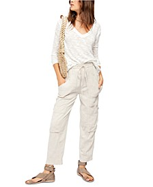 Feelin' Good Utility Pull-On Pants