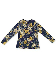 Floral-Print Top, Created for Macy's