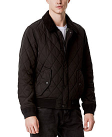 Tommy Hilfiger Men's Quilted Bomber Jacket, Created for Macy's