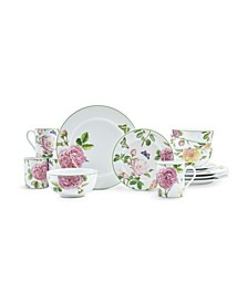 Home Roses 16 Piece Set