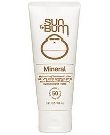 Mineral Moisturizing Sunscreen Lotion SPF 50