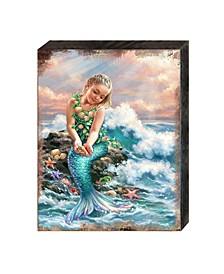 by Dona Gelsinger Princess of The Sea Block