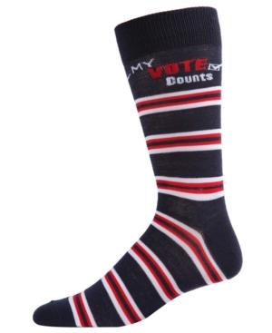 My Vote Counts Women's Crew Socks