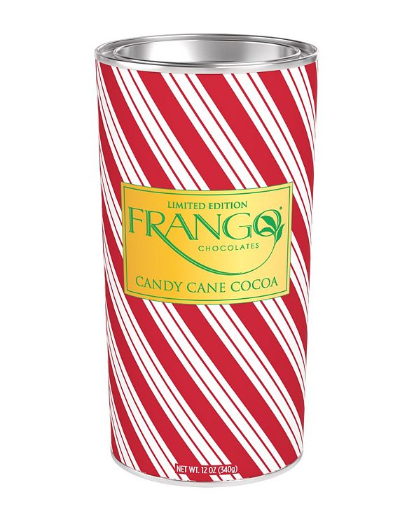 Frango Chocolates Candy Cane Hot Cocoa Mix