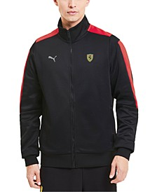 Men's Ferrari T7 Track Jacket