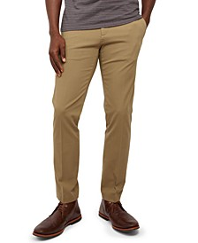 Men's Slim-Fit City Tech Trousers